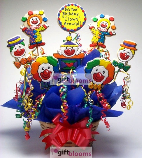 "Its Your Birthday - ""Clown Around"" - [BD226]"